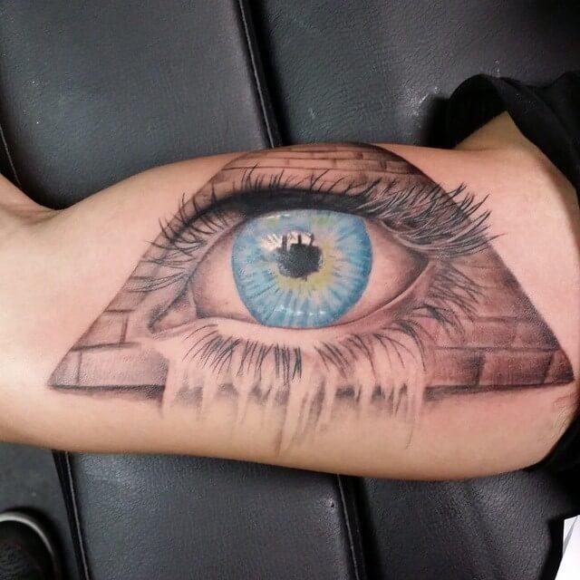 eye tattoo designs 2021