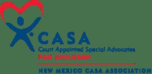 New Mexico CASA Association Logo