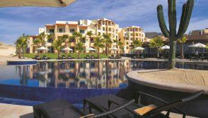 Pueblo Bonito Hotel and pool
