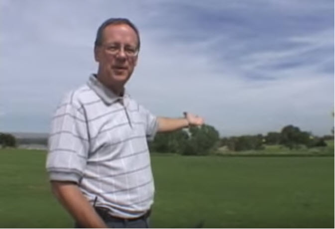 PGA pro Andy Boyd explains how to hit the touch shot