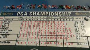 PGA Tour Leaderboard