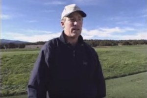 golf swing tempo with Warren Lehr