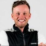 Calum Hill'sw caddie at US Open