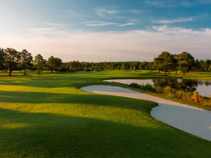 The Pointe Golf Club on the Outer Banks N.C.