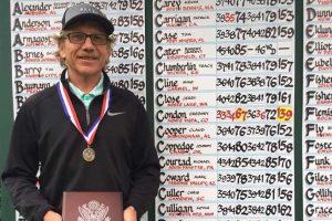 Greg COndon at US Senior Amateur