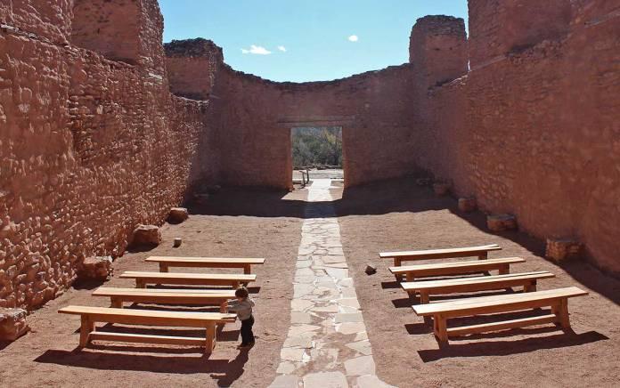 San José de los Jémez Mission