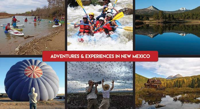 A variety of New Mexico adventures