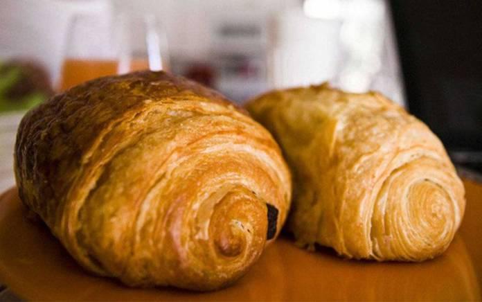 Clafoutis croissants