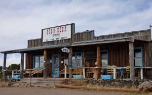 Pie-O-Neer Pies restaurant in Pie Town