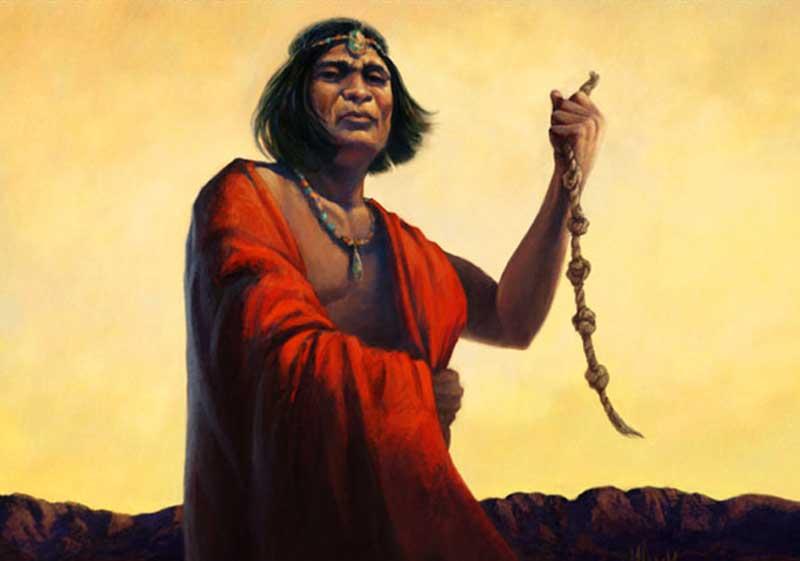 Popay was the leader of the Pueblo Revolt