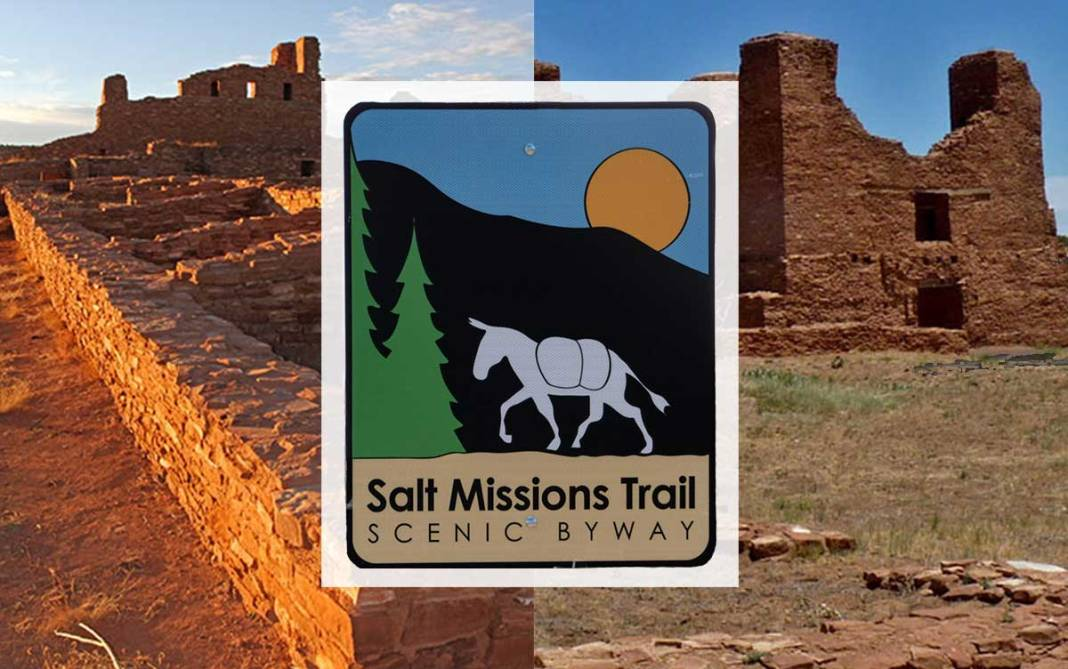 Salt Missions Trail Scenic Byway