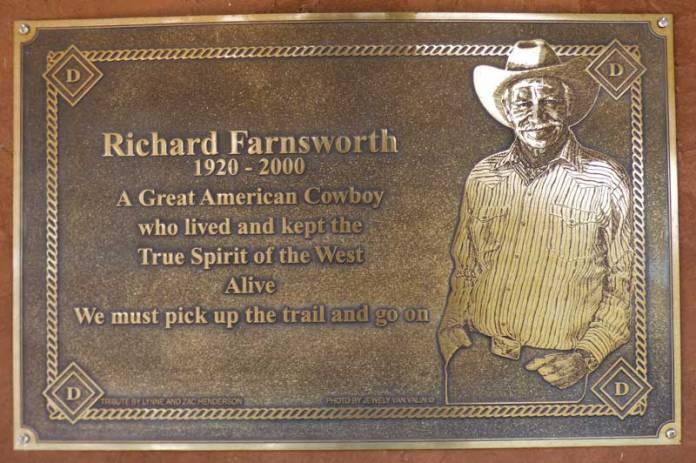 Richard Farnsworth