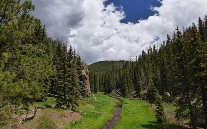 Las Conchas Trail