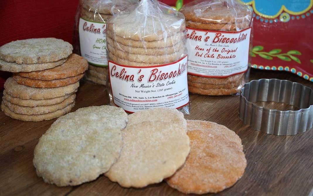 Celina's Biscochitos