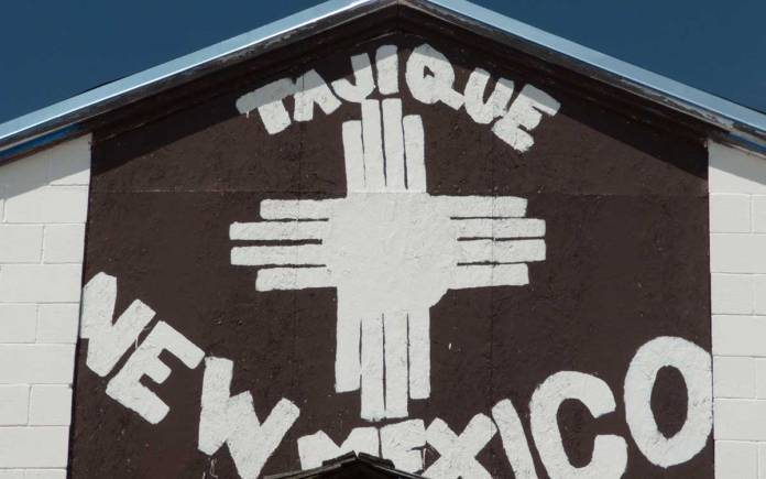 Tajique New Mexico