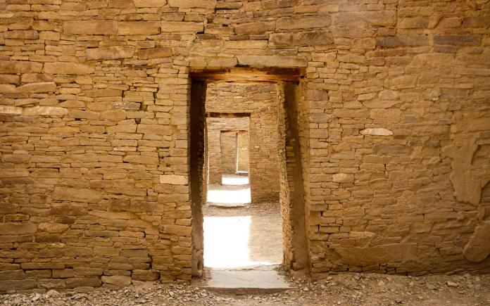 Chaco doorways