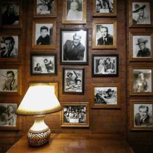 El Rancho Gallup hollywood golden era guests