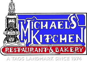 michaels kitchen logo Taos