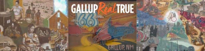 Gallup Real True banner