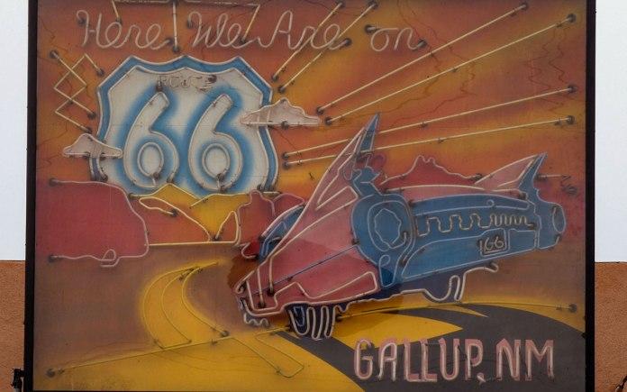 Route 66 Gallup
