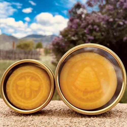 Taos Bee lotion bar