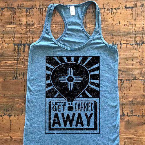 Traverse Let's Get Carried Away Women's Razorback T-shirt