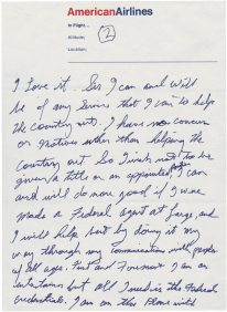 Elvis Letter R-014 - Page 2 of 6