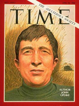 Time: John Updike