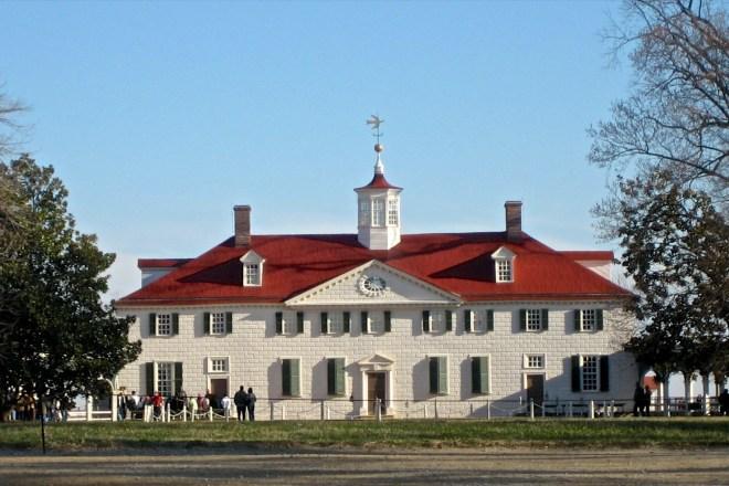 Mount Vernon, Alexandria, Virginia February 2, 2008 Click for larger version.