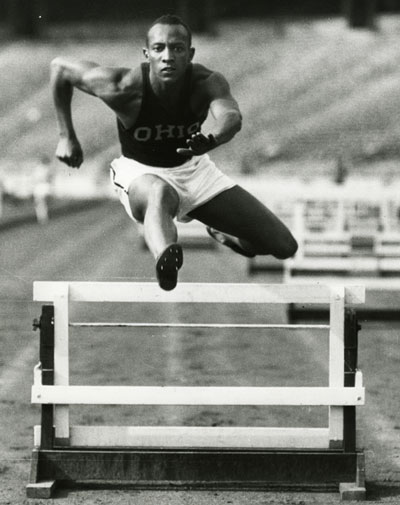 Jesse Owens 1935
