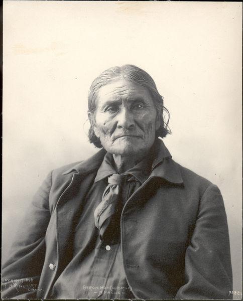 Geronimo 1898