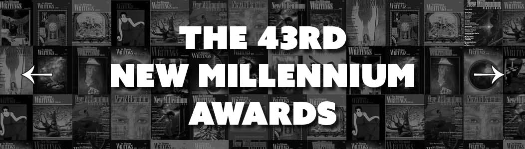 43rd New Millennium Prize Winners and Finalists