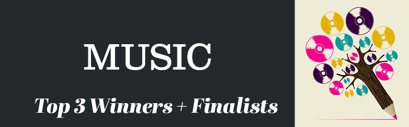 MUSIC: Winners and Finalists