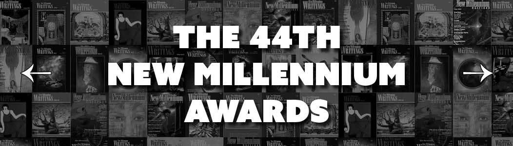44th New Millennium Writing Awards