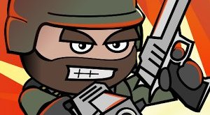 Doodle Army 2 Mini Militia mod