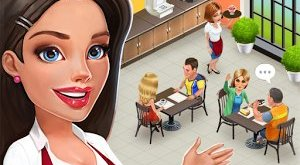 My Cafe: Recipes & Stories - World Cooking Game mod