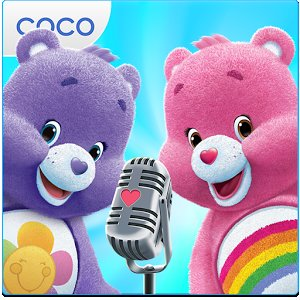 Care Bears Music Band mod