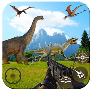 Deadly Dinosaur Hunter Revenge Fps Shooter Game 3D Mod