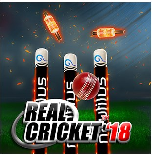 Real Cricket 18 mod