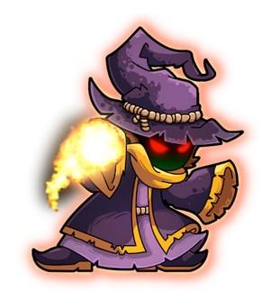 Magic Rampage mod
