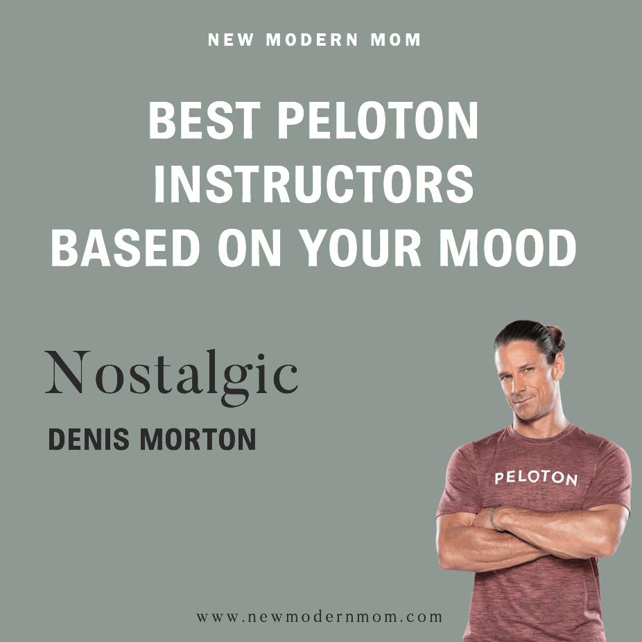Best Peloton Instructors Based on Your Mood: Denis Morton