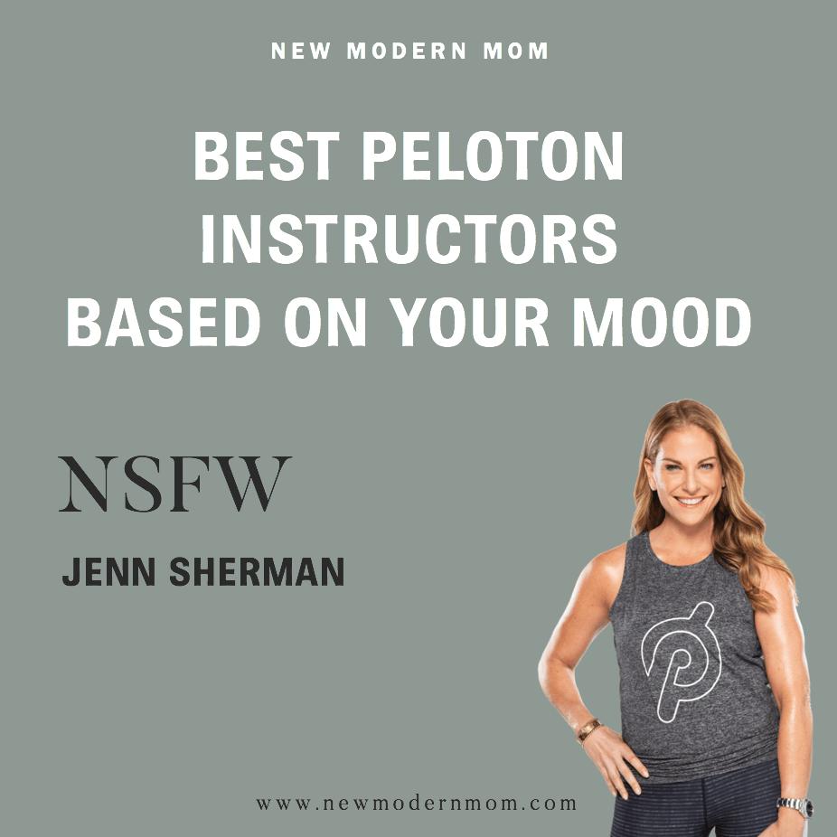Best Peloton Instructors Based on Your Mood: Jenn Sherman