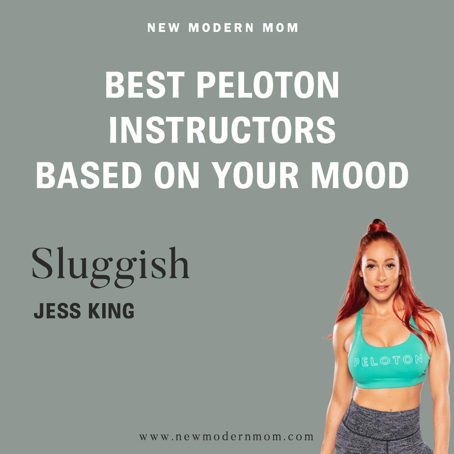 Best Peloton Instructors Based on Your Mood: Jess King