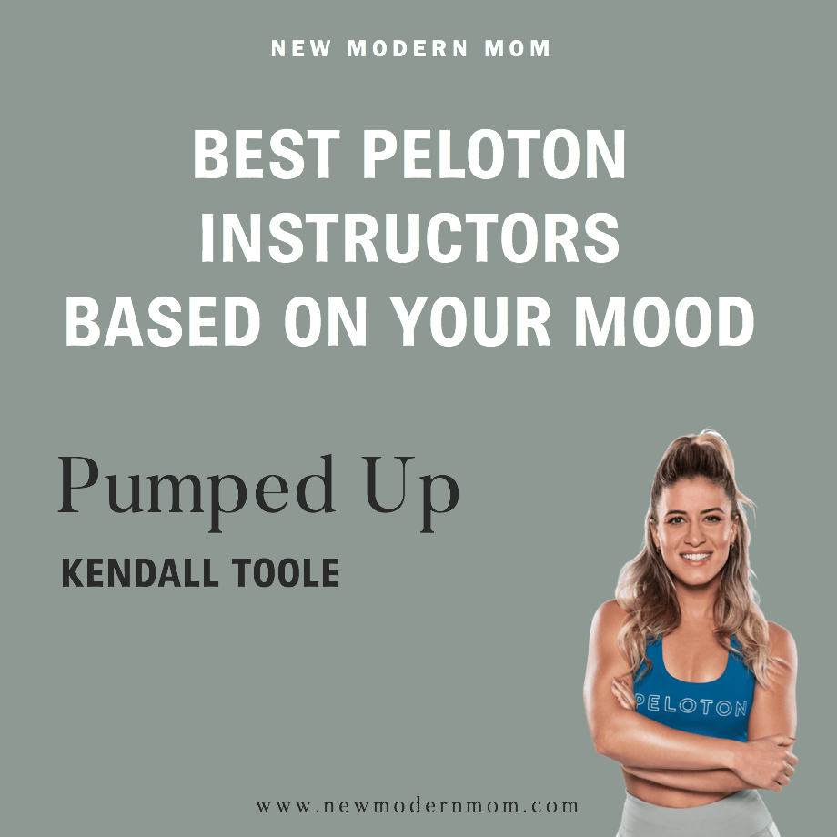 Best Peloton Instructors Based on Your Mood: Kendall Toole