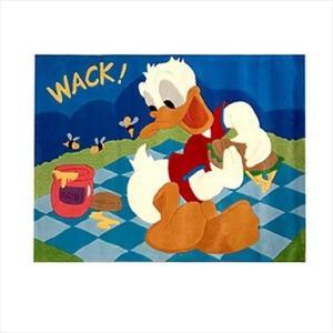 Χειροποίητο Χαλί Disney Donald Duck (115x168cm)