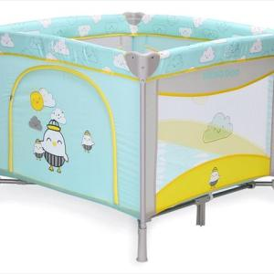 Πάρκο Playpen Enjoy Green Birds Kikkaboo