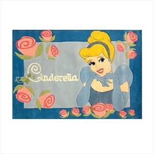 Χειροποίητο Χαλί Disney Cinderella (115x168cm)