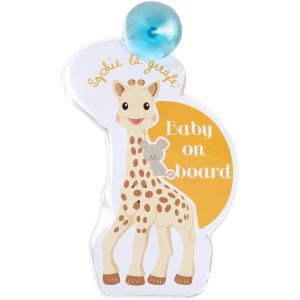 Σήμα με φωτάκια Sophie La Girafe Flash Baby On Board