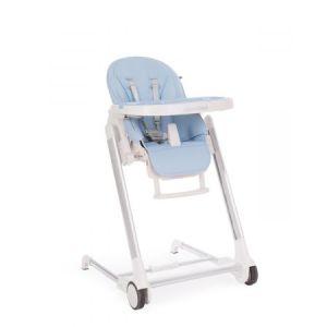 Καρέκλα Φαγητού Kikkaboo Maple Blue (ΔΩΡΟ Σετ Σαλιάρες 3τμχ+Σετ κουταλάκια 2τμχ)
