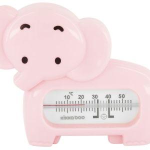Θερμόμετρο Μπάνιου Kikkaboo Elephant Pink